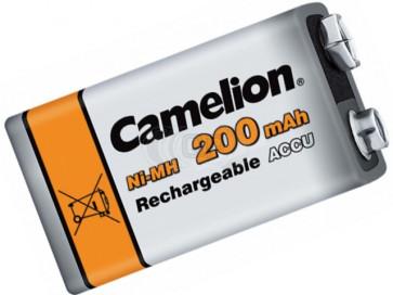 Oplaadbare batterij 9 Volt 200 mAh NiMH Camelion