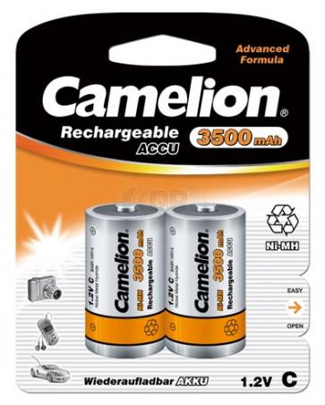 Oplaadbare batterij Baby C 3500 mAh NiMH Camelion 2 stuks