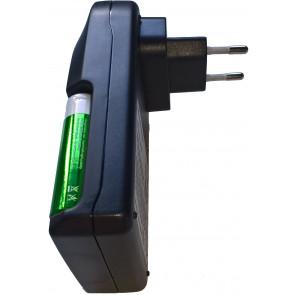 Mediarange 191 batterij snellader 4 kanaals + 4 batterijen (alternatief voor Camelion bc-1007)