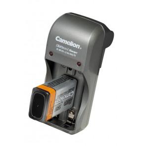 Camelion 9 volt bc-1001 batterijlader 3 kanaals!