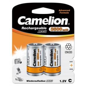 Oplaadbare batterij Baby C 3500 mAh Camelion 2 stuks