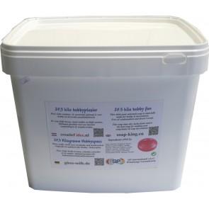 Glycerine gietzeep condens & zweetvrij* 27,5 kilo wit